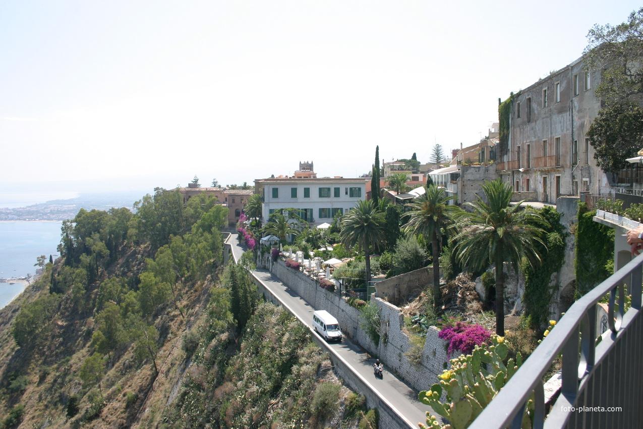 Etna Viewpoint