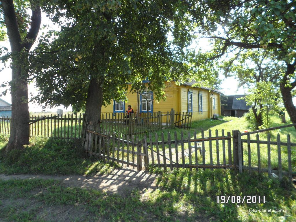Дом в д. Кругляны