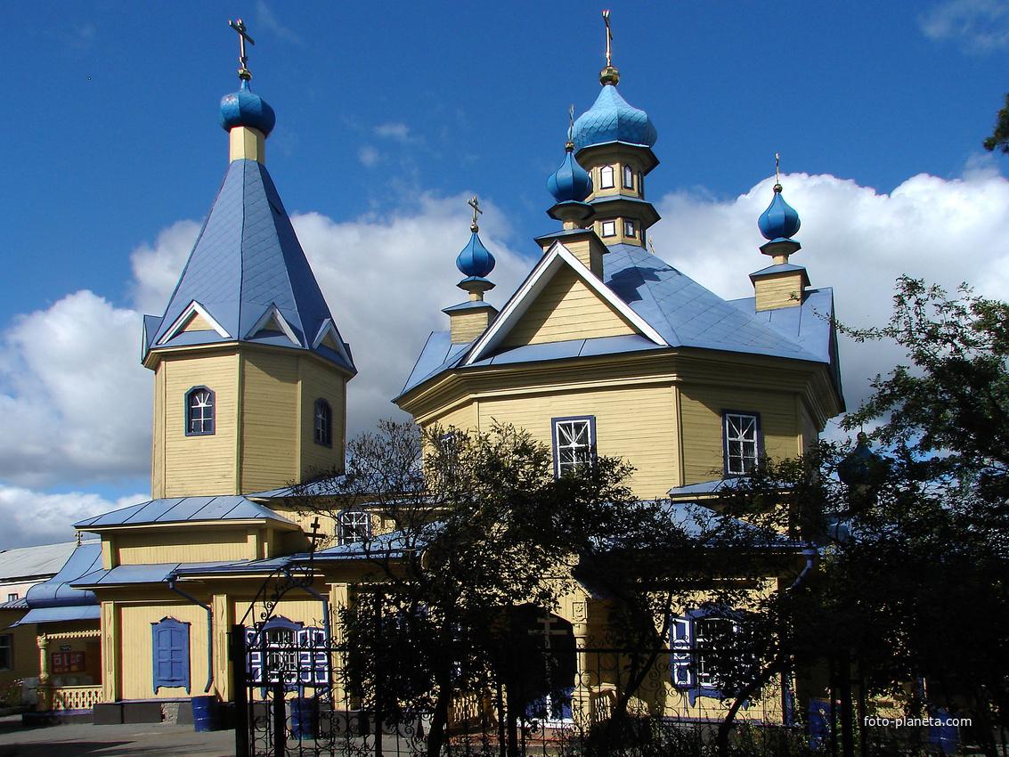 Ишим. Храм. 2011 г