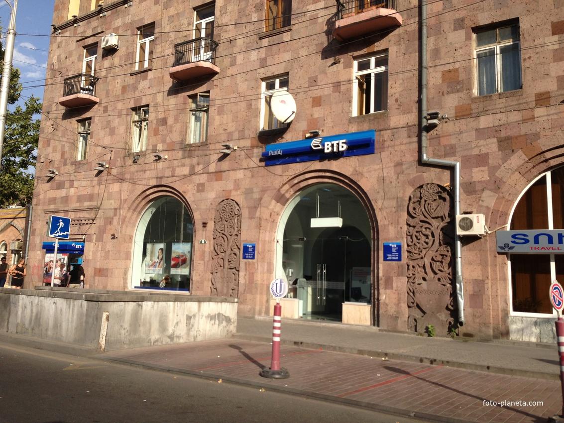 Банк ВТБ на проспекте Маштоца