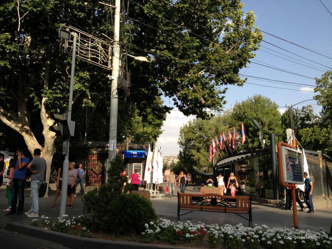 Общественный парк