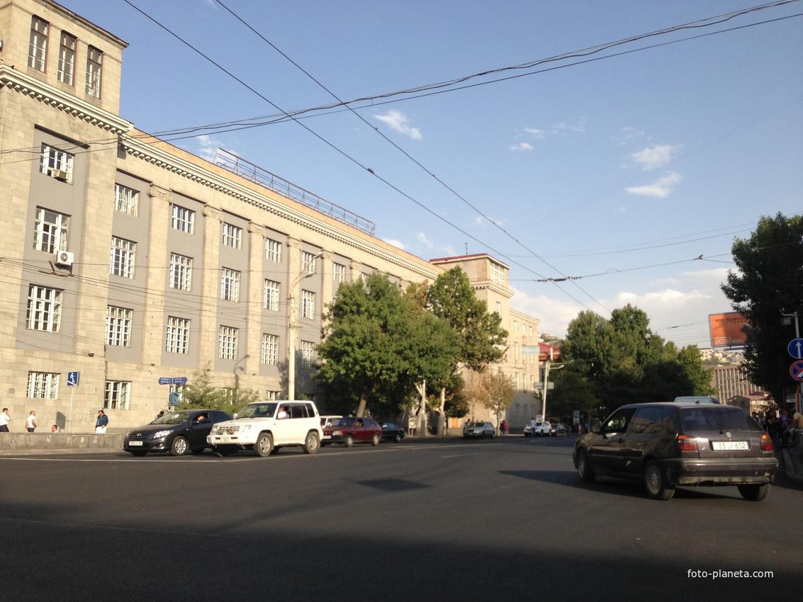 Улица Корьюни