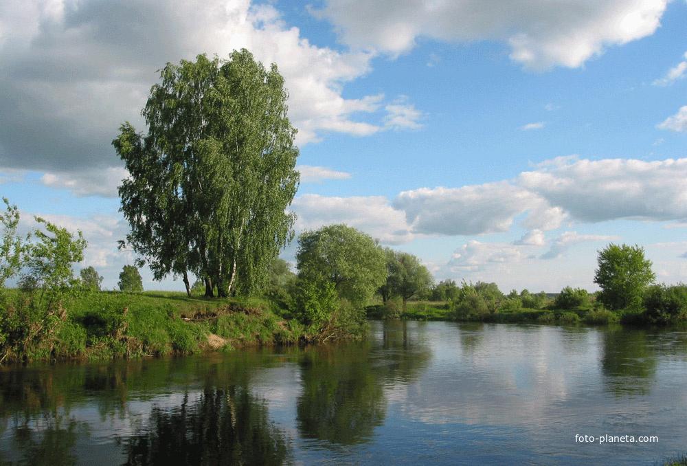 Участок у реки клязьма купить