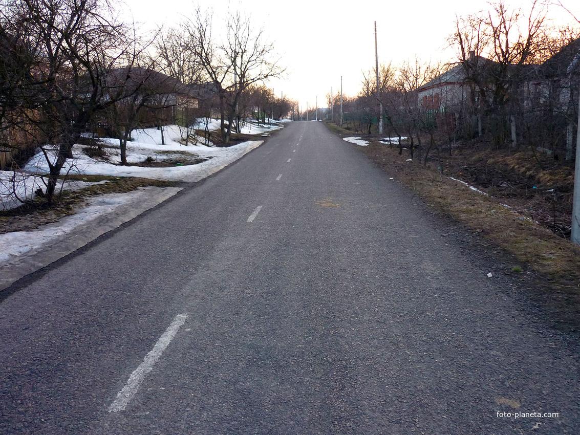 Центральна вулиця
