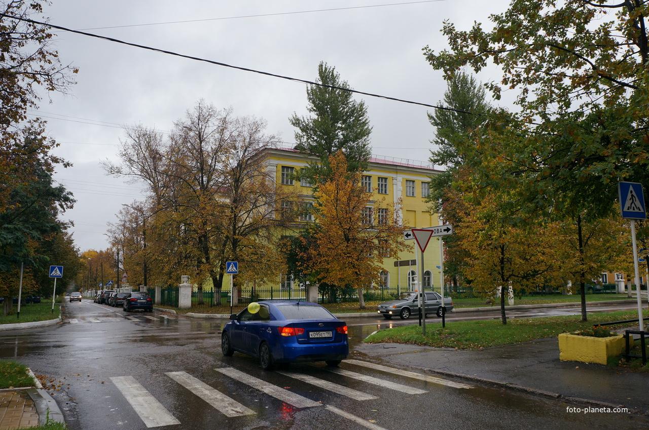 Школа 3 города Ступино Ступинский район Фото Планета.