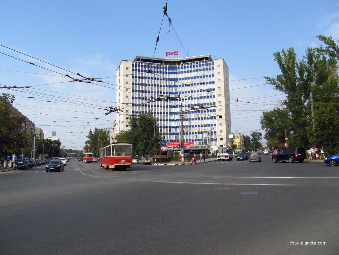 Нижний новгород управление ржд фото со спутника