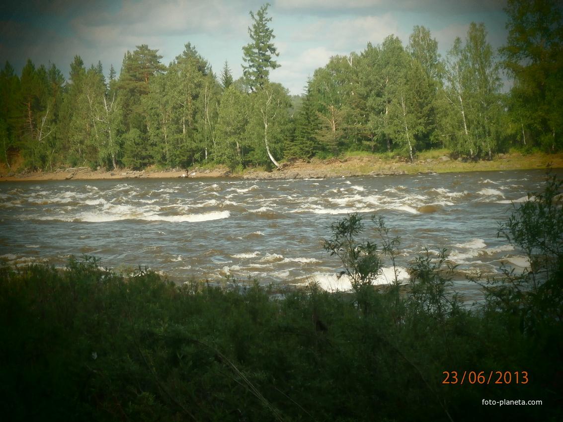 рыбалка на реках нижнеудинска