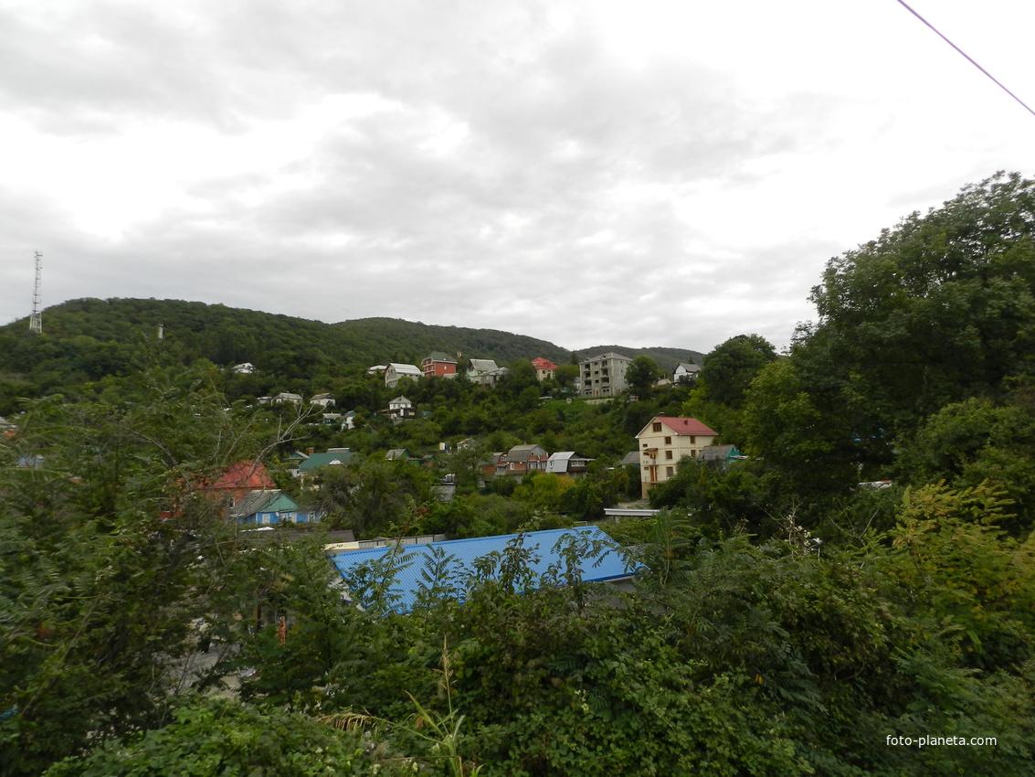Поселок Аше