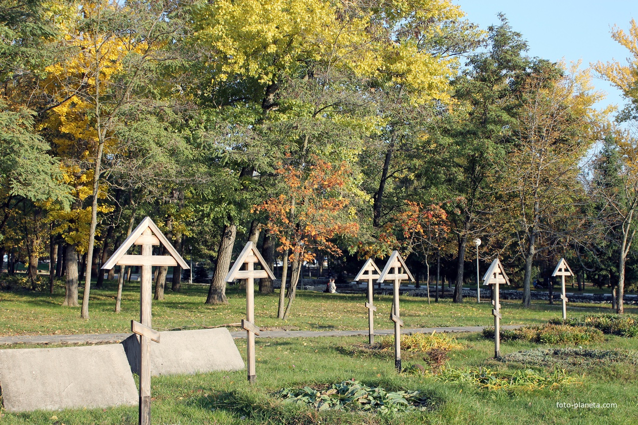 картинки парк гагарина белгород роль сибиряков