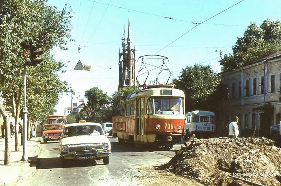 Самара 1986 г.