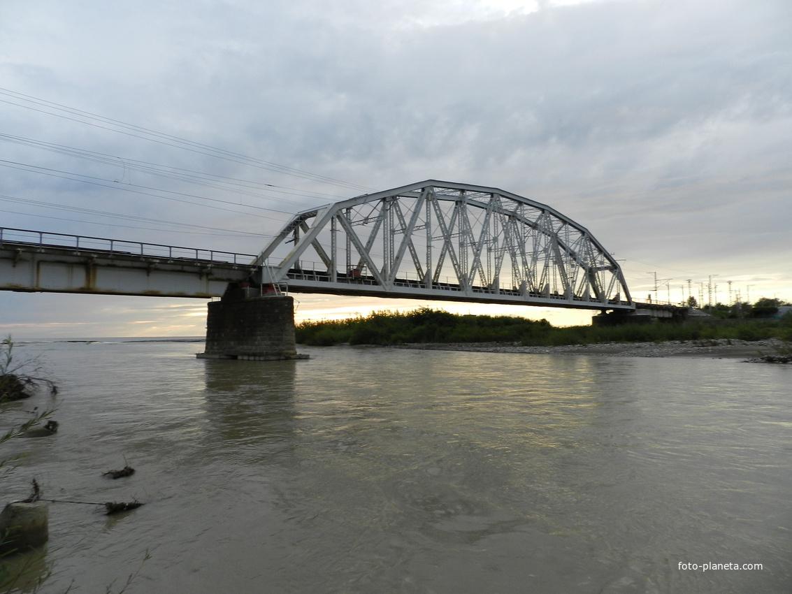 Устье реки Аше
