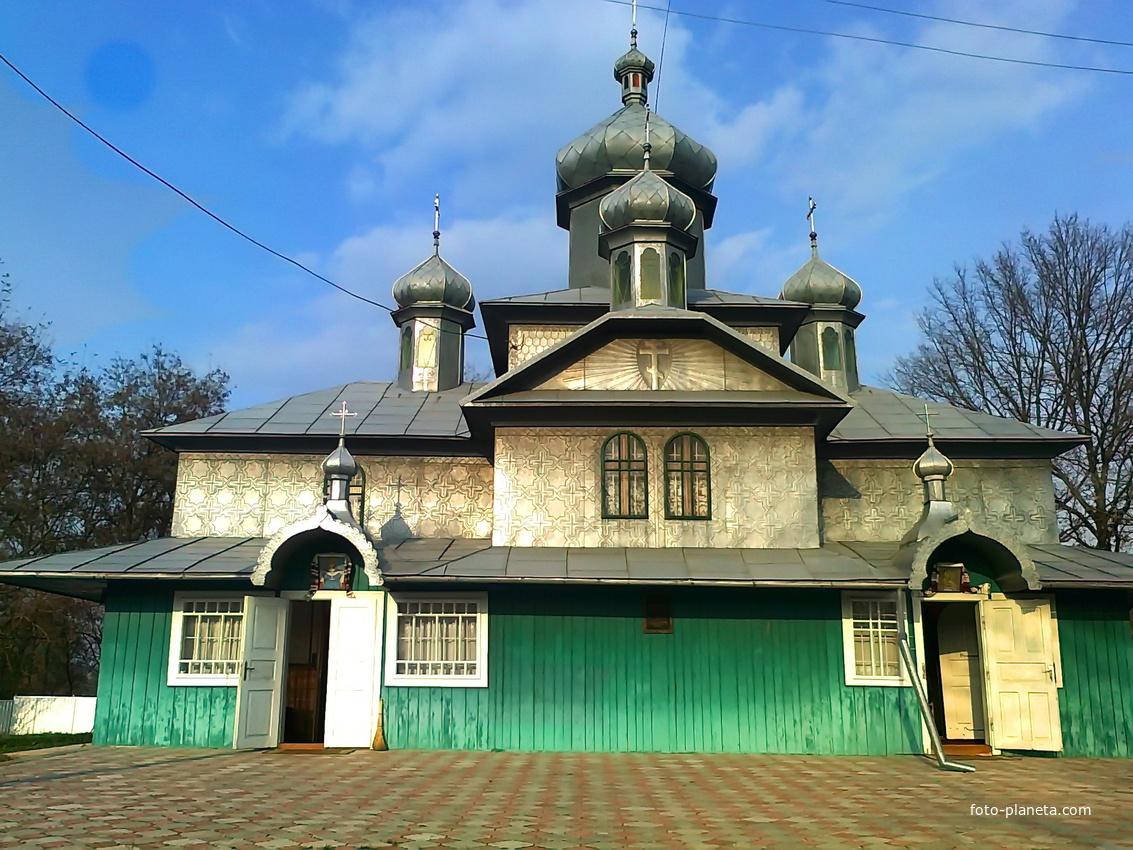 Свято-Покровська  церква XVII ст.