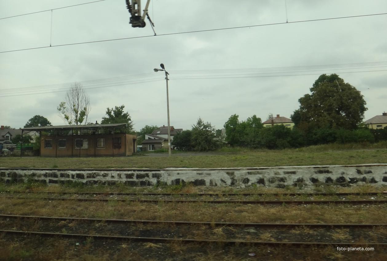 Старая станция