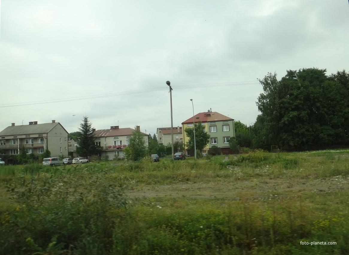Улица Януша Кусоциньского