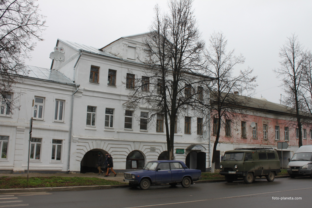 Ростов.