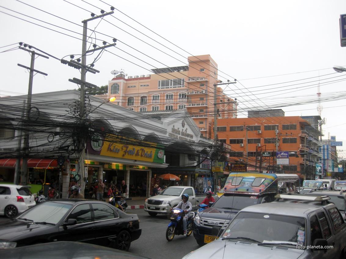 Улица Паттайи /Pattaya Street/
