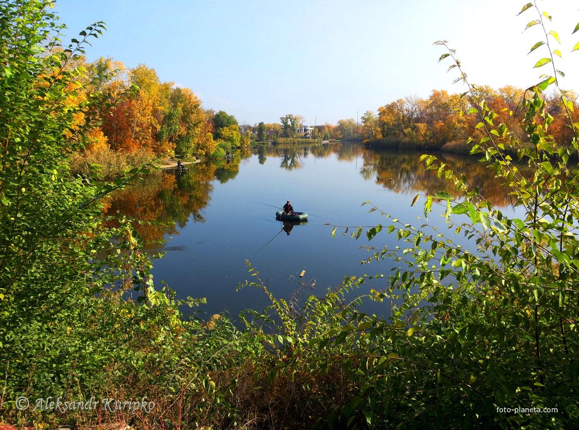 рыбалка в тульской области новомосковского района