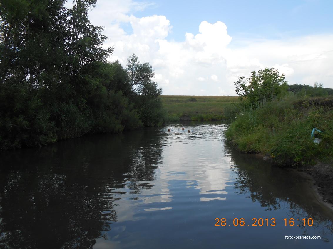 река становая рыбалка