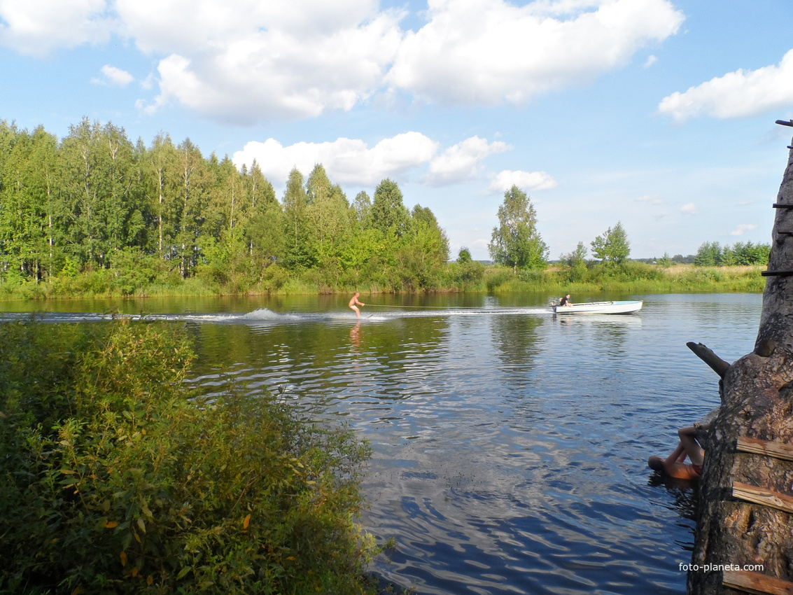 рыбалка в санчурском районе