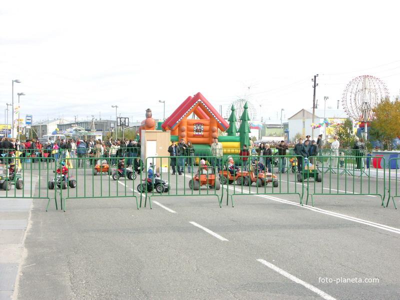 День города (20 лет) в сентябре 2006г.