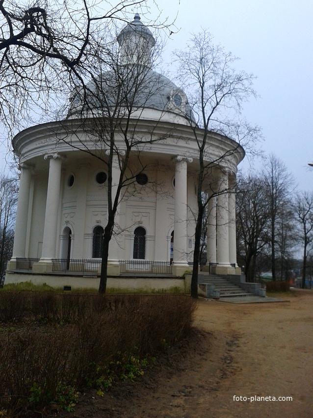 музей колоколов.