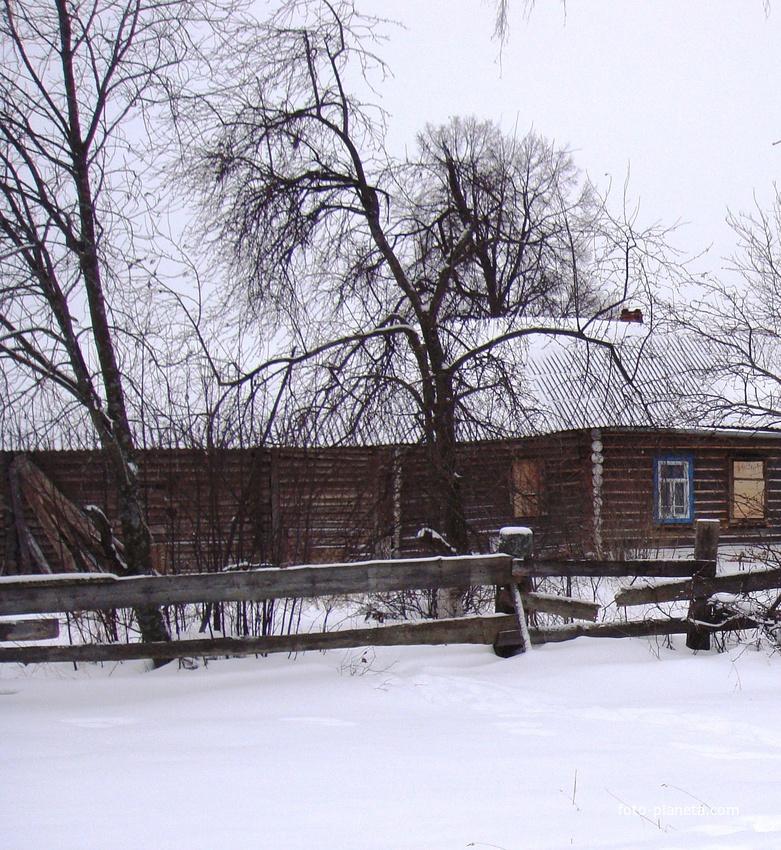 Домики Косинки