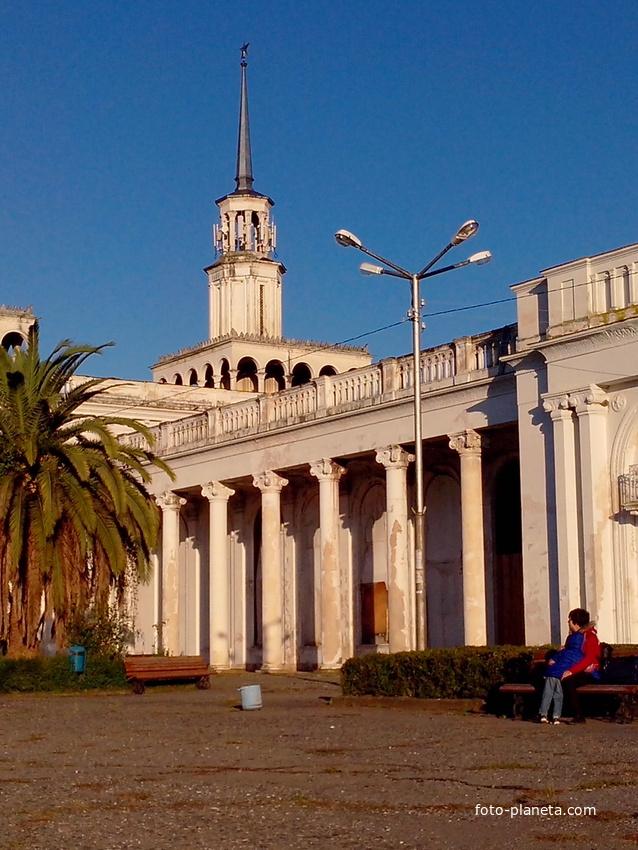 Сухум. | Абхазия