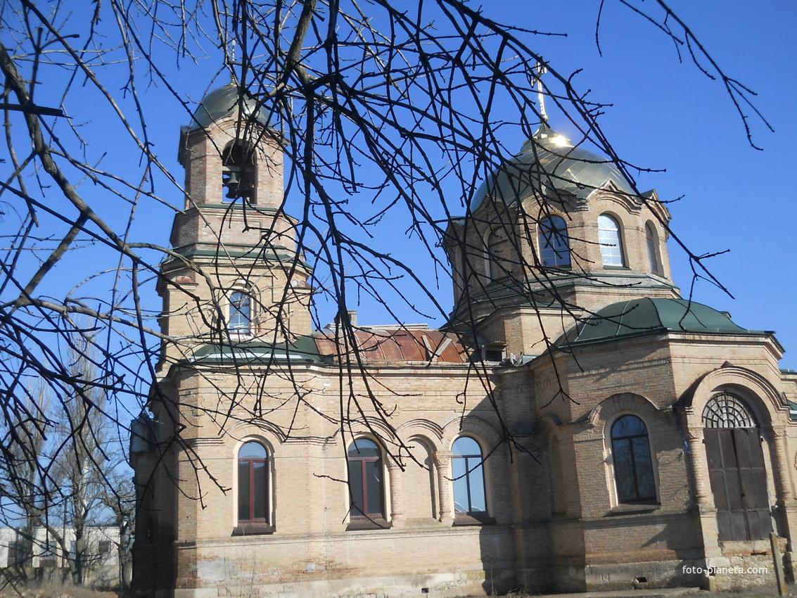 Свято-Троицкая церковь с.Девнинское