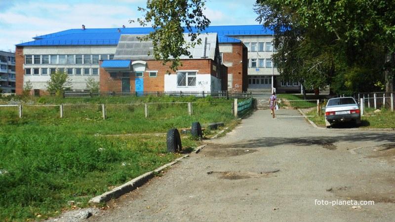 Школа №4, Ул.Циолковского
