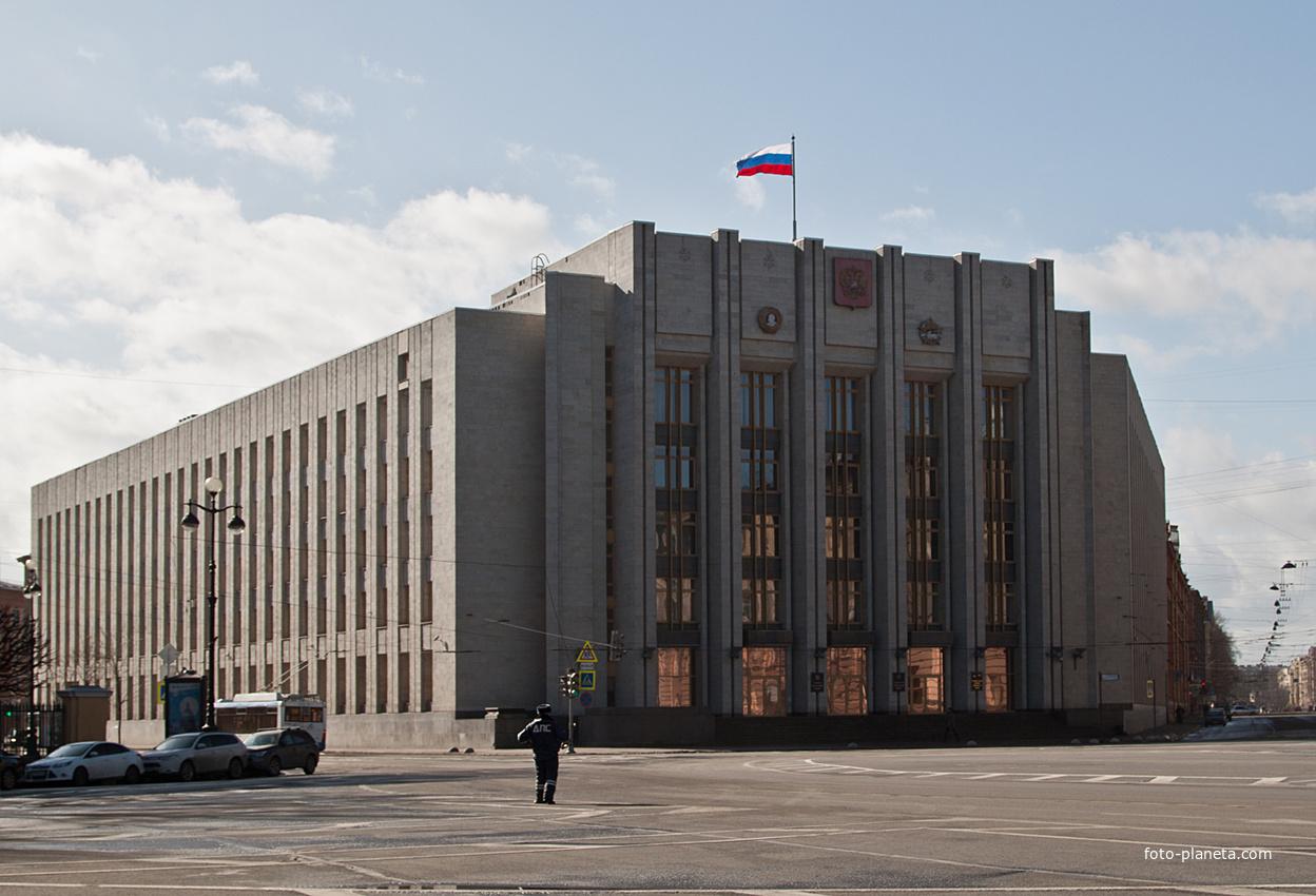 Здание Правительства Ленинградской области