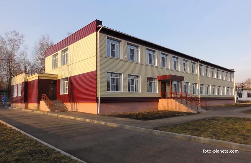 Детский сад поселка Шатск