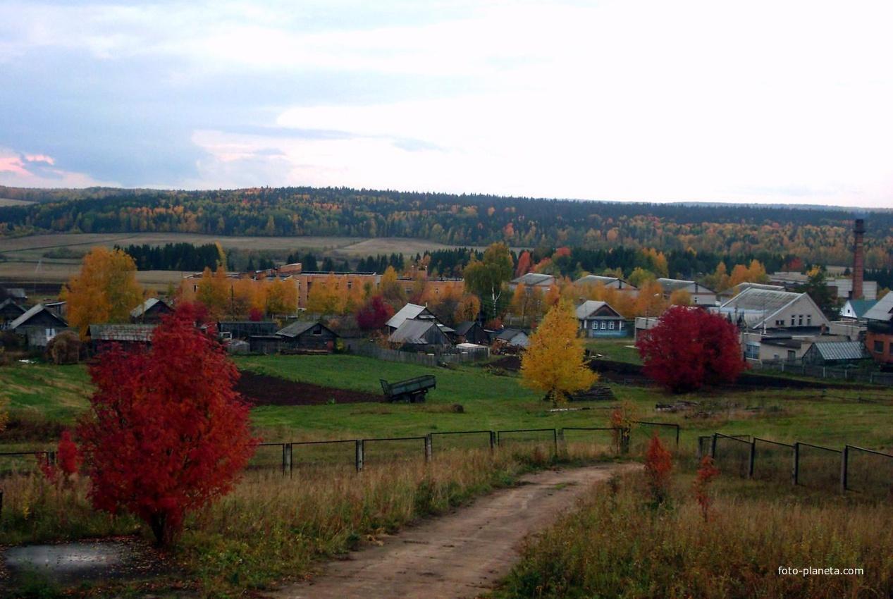 Трубашур. Осень 2010.