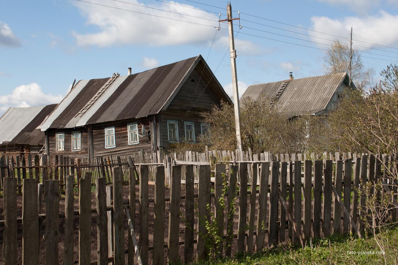 Деревня Вины