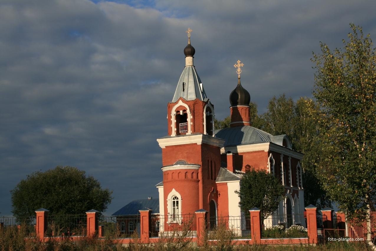 Церковь Иконы Божией Матери Казанская в Четряково