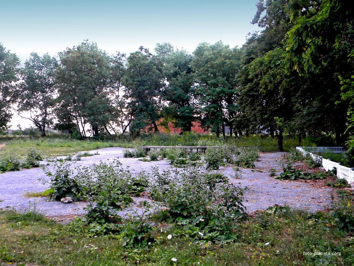 Облик села Поляна