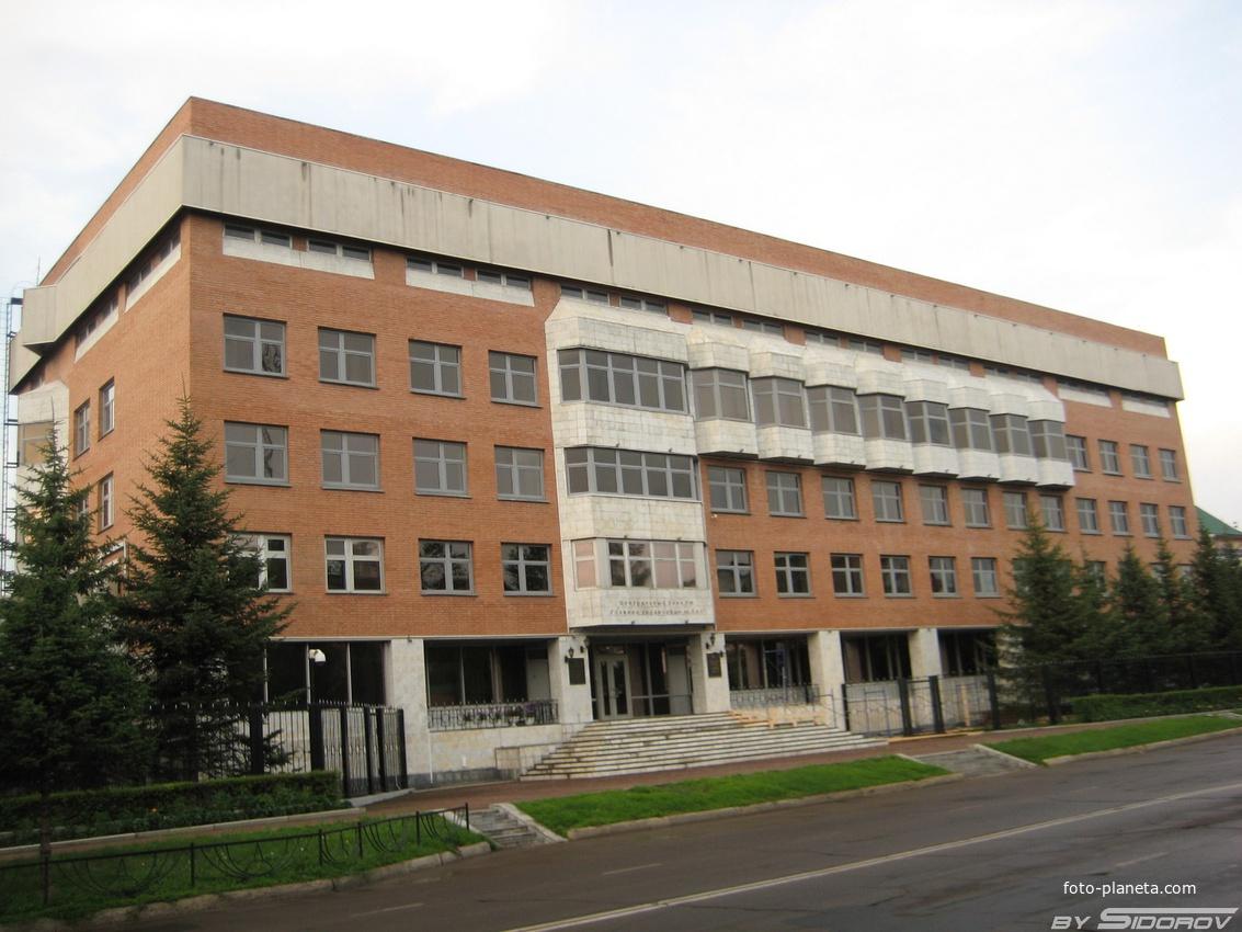 Управление Центробанка России в Еврейской автономии