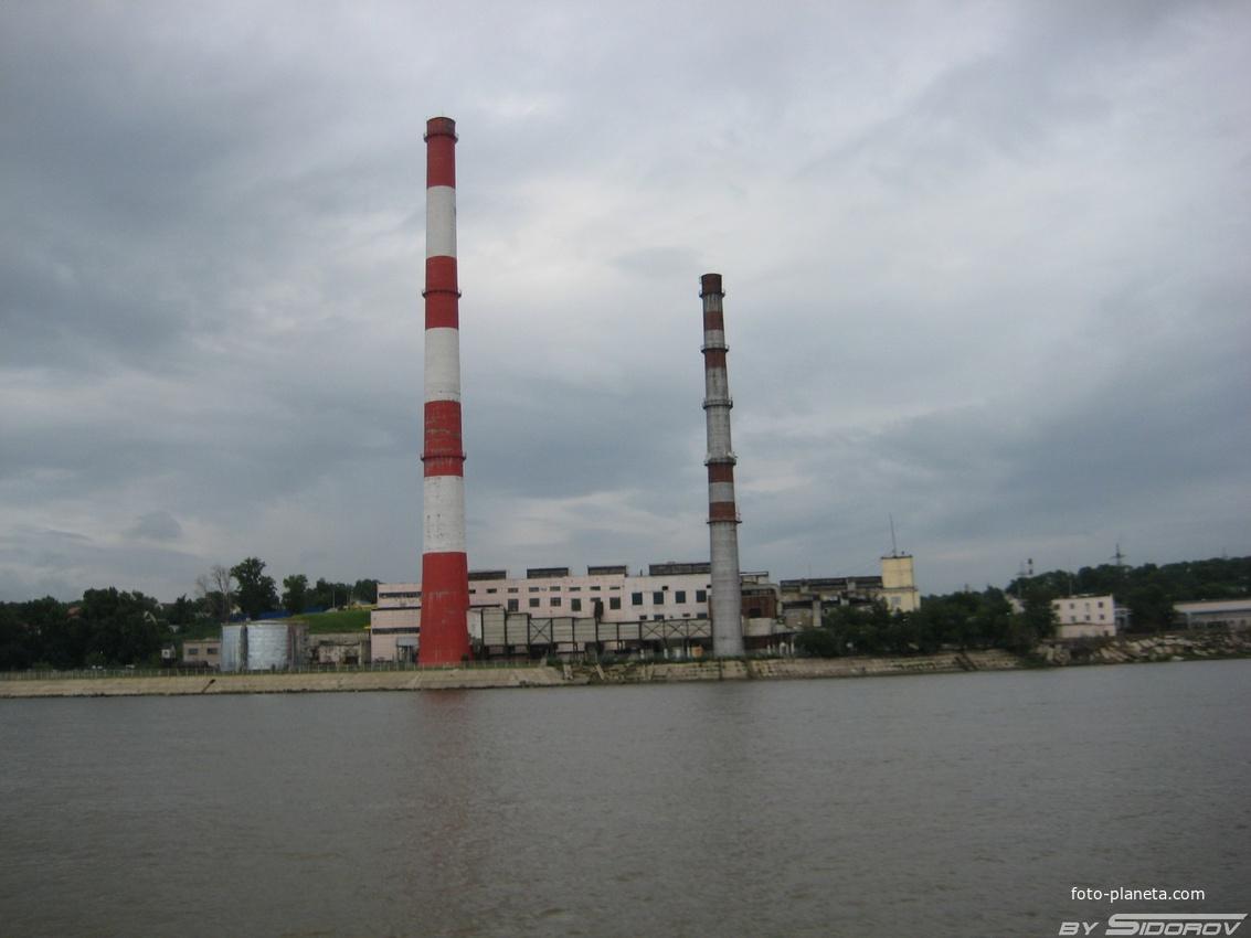 Хабаровская ТЭЦ-2