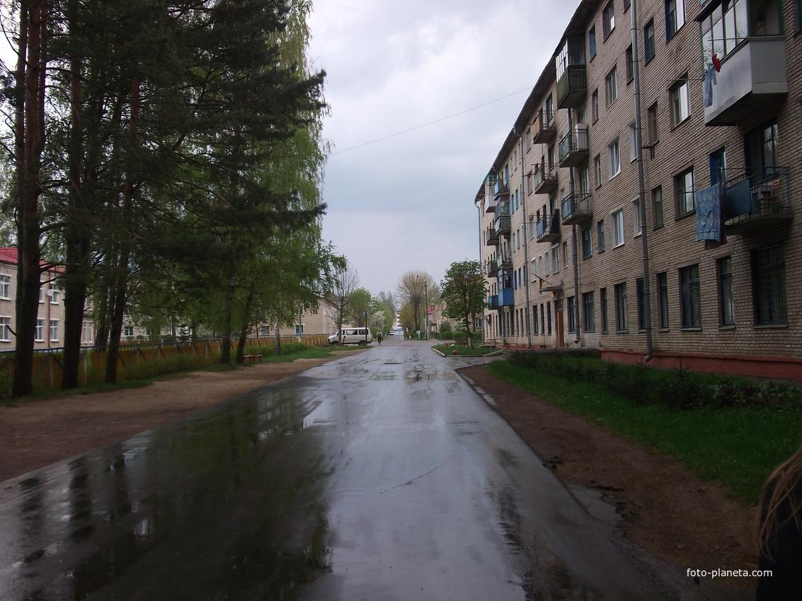 ул. Корбана-Поликлиника