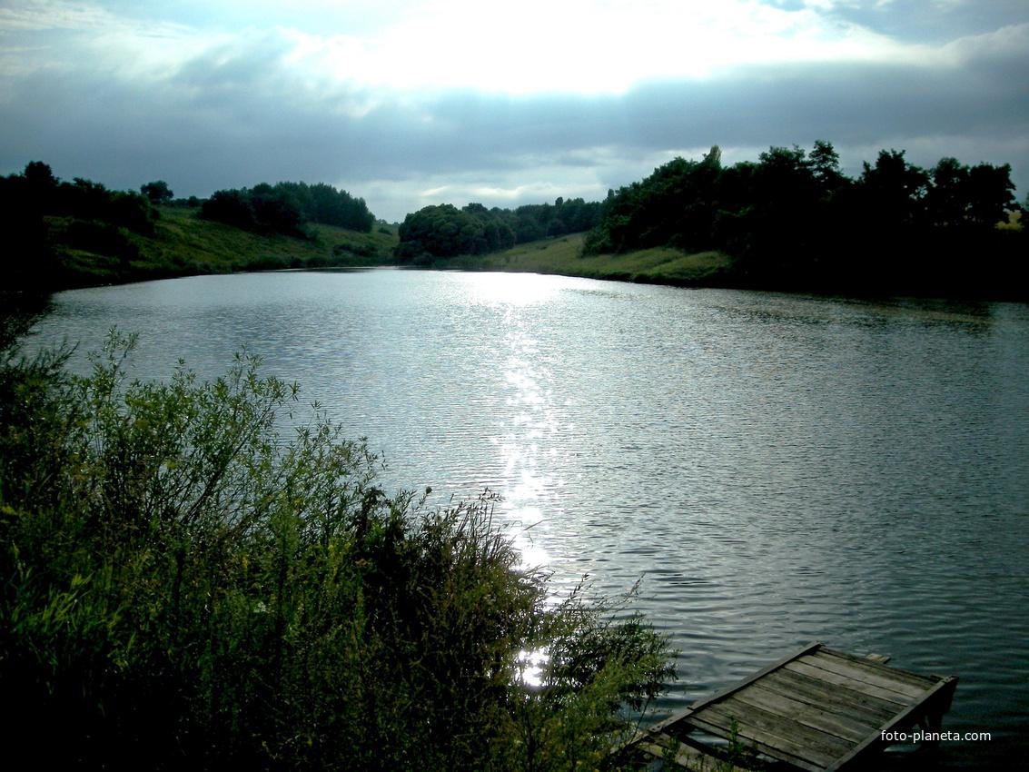 Природа села Варваровка