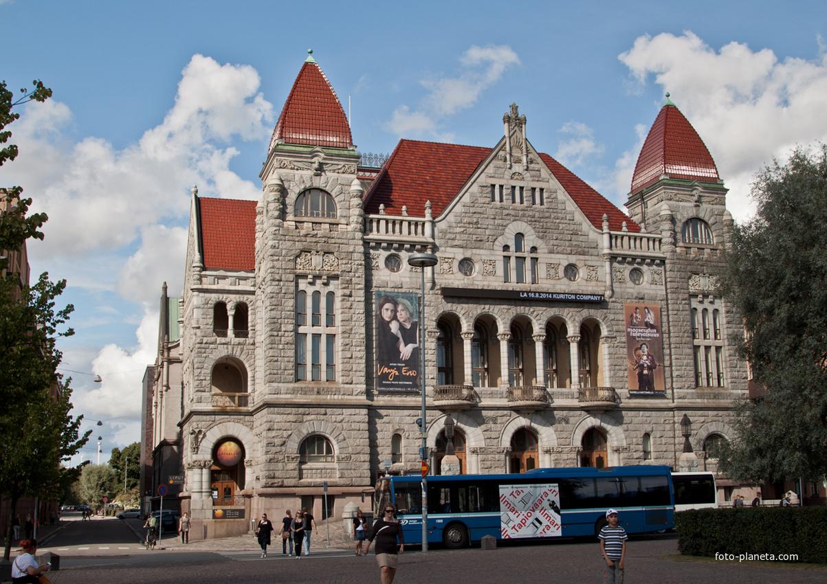 Национальный театр Финляндии