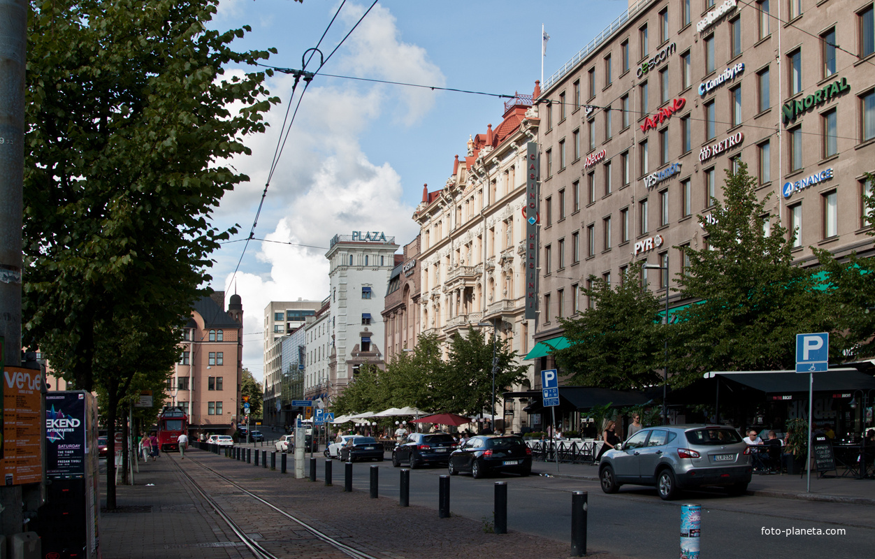 Улица Миконкату