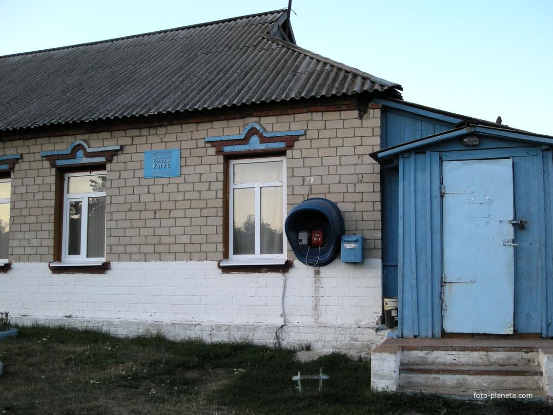 Облик села Нехотеевка