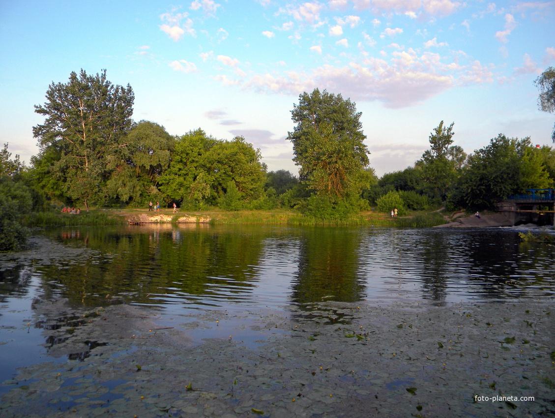 платная рыбалка шебекинский район