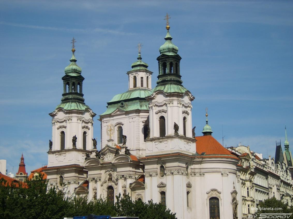 Собор Святого Микулаша