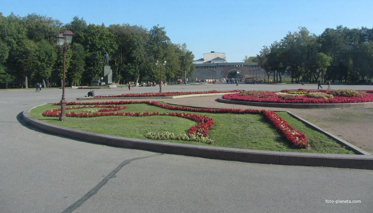 Кремлёвский парк
