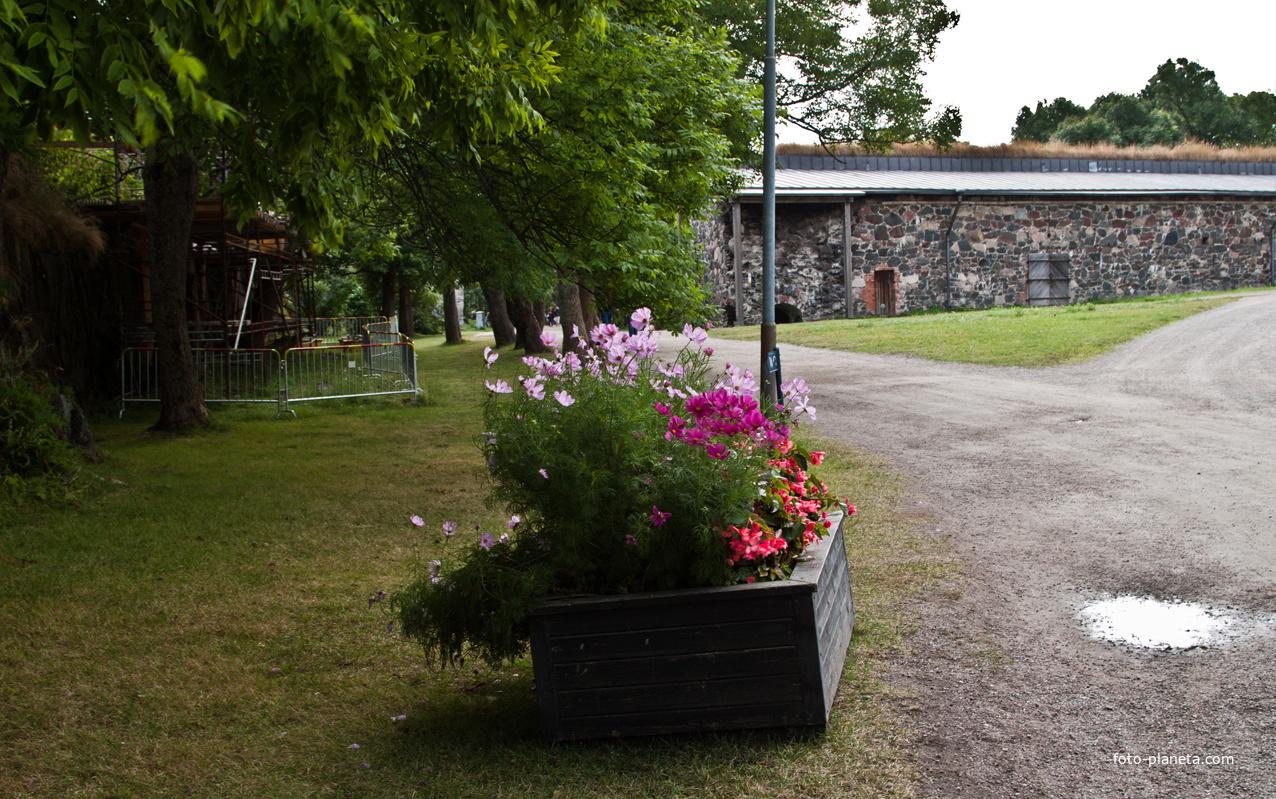 В крепости Свеаборг