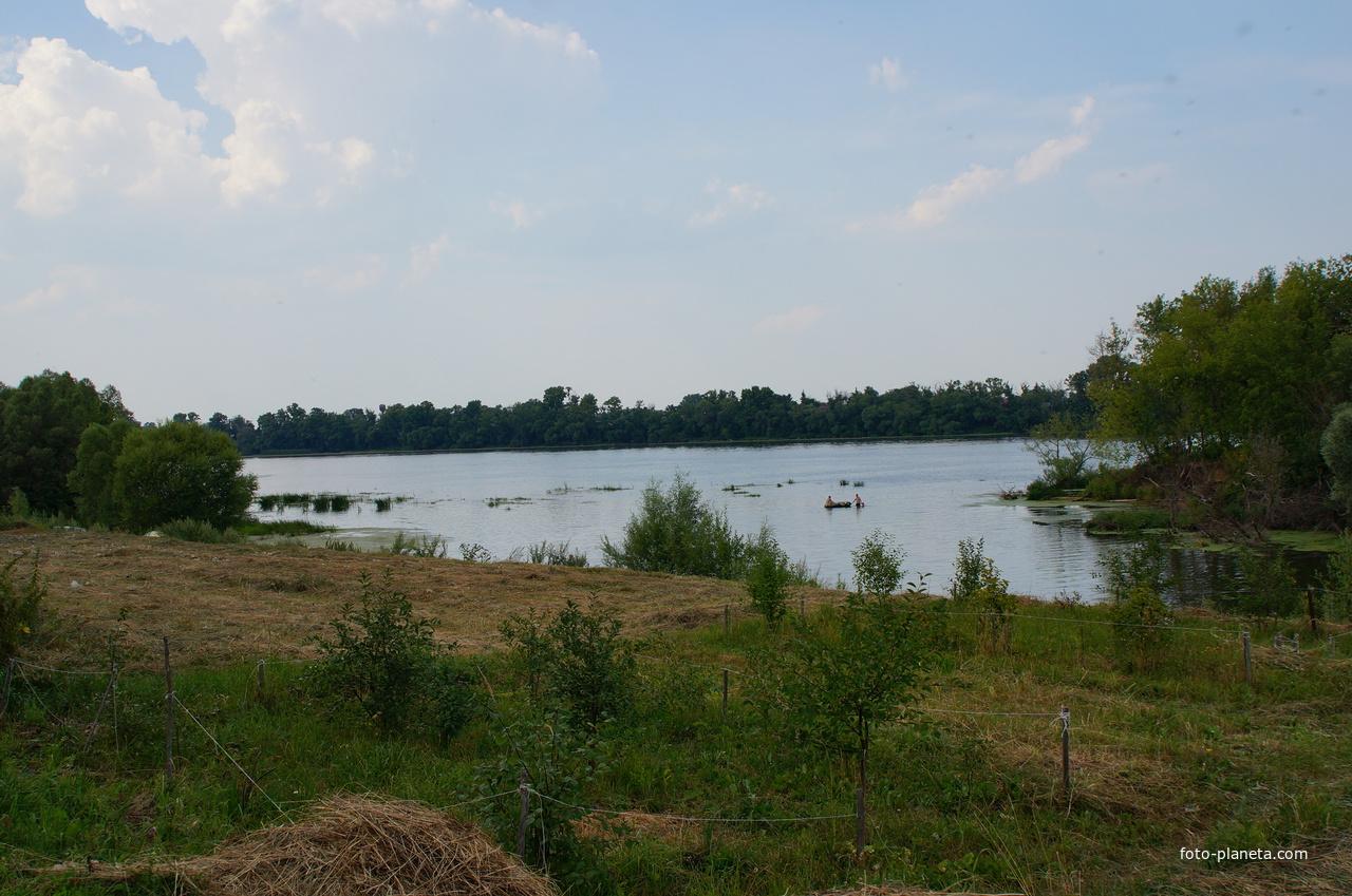 Дединово, река Ока