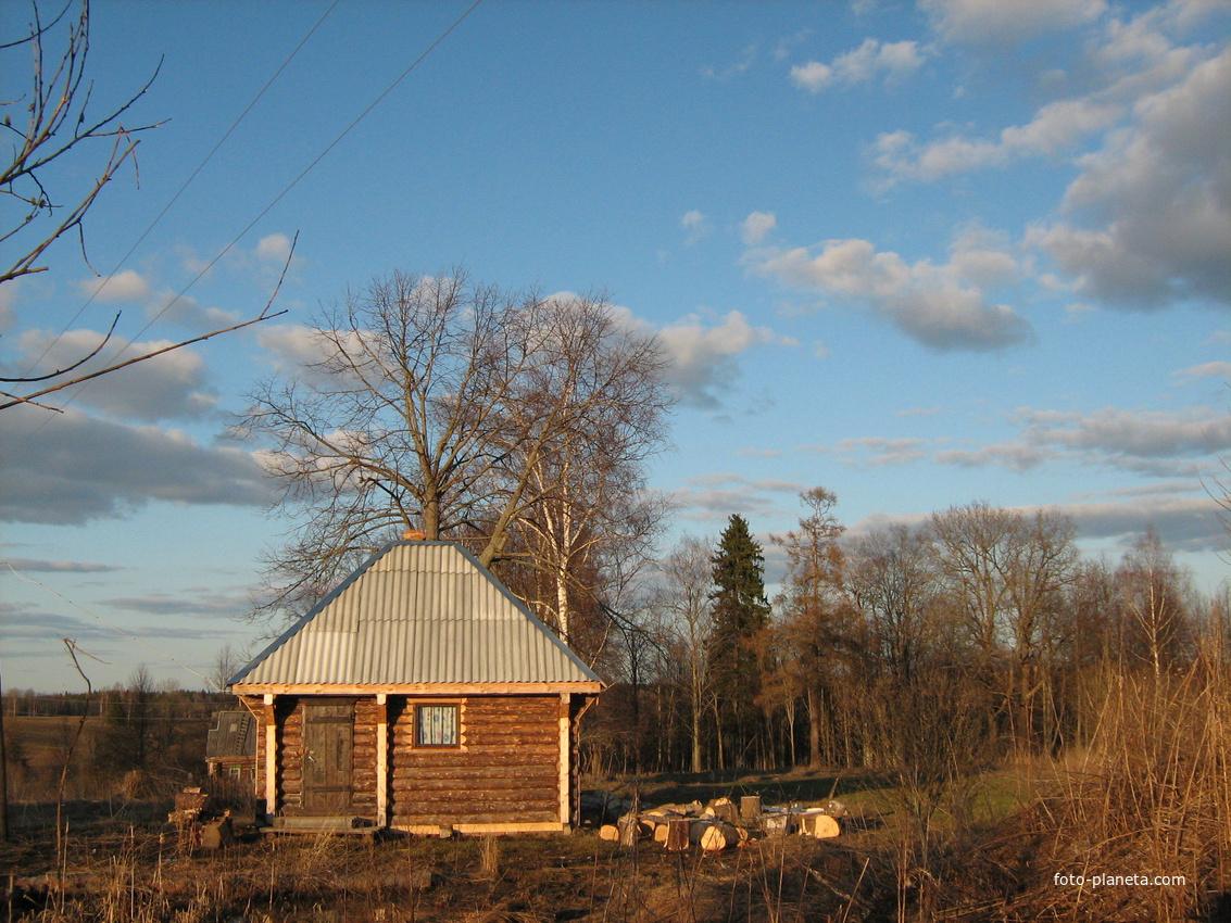 Охотничий домик. | Щипцово (Пошехонский район)