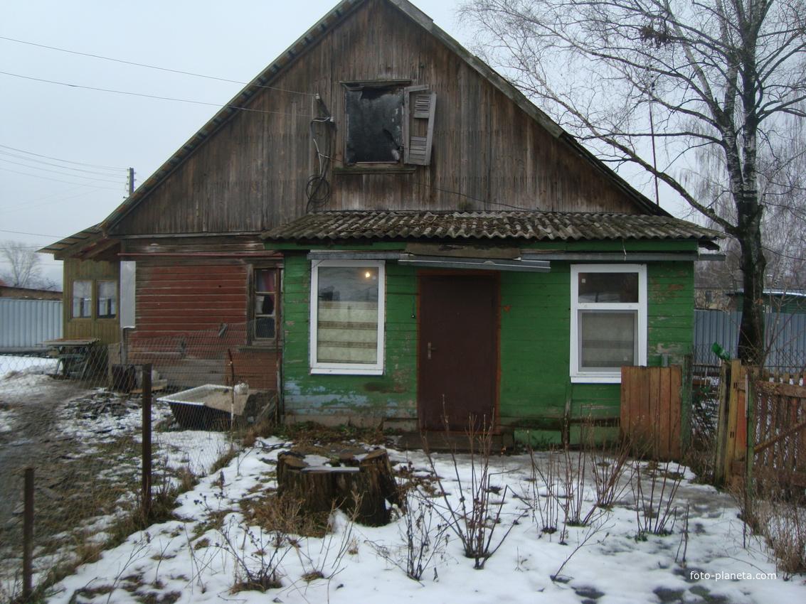 Переулок Молодежный пос.Шатск