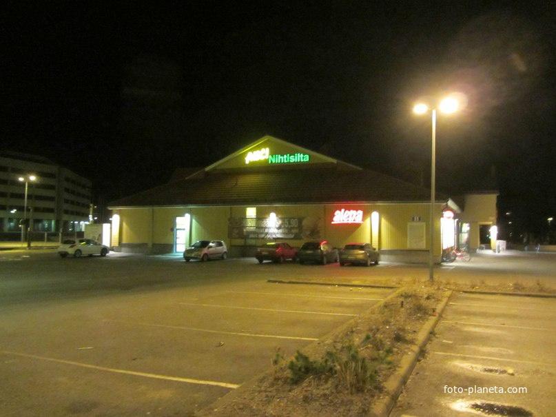 ABC Ресторан фаст-фуд, Заправочная станция в Эспоо